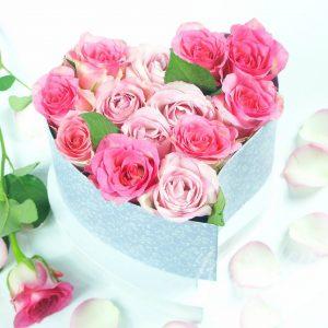 Kwiaty na Walentynki Łódź