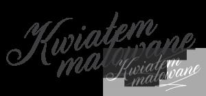 Logo Kwiatem Malowane