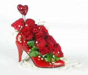 Wyjątkowa dekoracja Walentnkowa