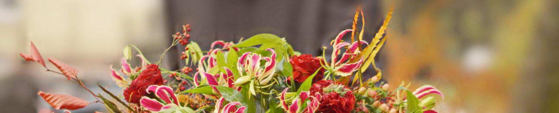 Kwiaciarnia Łódź: Kwiatem Malowane