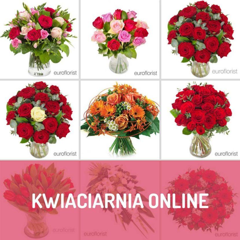 Poczta z kwiatami - przesyłki kwiatowe - kwiaciarnia online